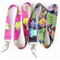 Buy cheap 2016622113912Plants vs. Zombies Game Pattern Lanyard from wholesalers
