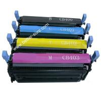 Buy cheap HPCB400A-HPCB403A Hp Color Laserjet Toner Cartridges for CP4005 from wholesalers