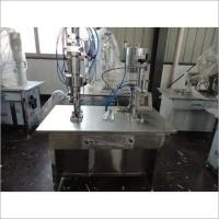 Buy cheap Bag On Valve Aerosol Filling Machine from wholesalers