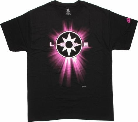 Quality Purple Lantern Love T-Shirt for sale
