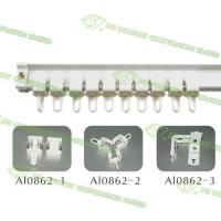 Buy cheap Curtain track/Curtain rail A10862 from wholesalers