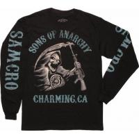 Buy cheap Sons of Anarchy Charming CA Long Sleeve T-Shirt from wholesalers