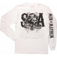 Buy cheap Sons of Anarchy Bike Reaper Long Sleeve T-Shirt from wholesalers