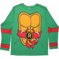 Buy cheap Ninja Turtles Raphael Costume MF LS T-Shirt from wholesalers