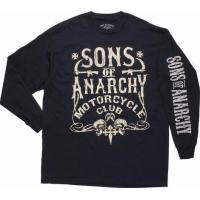 Buy cheap Sons of Anarchy Cycle Club Long Sleeve T-Shirt from wholesalers