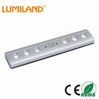 Buy cheap LED Wardrobe Light with PIR Sensor 0.4W battery powered from wholesalers