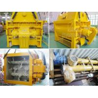 Buy cheap SICOMAMAO 3750-2500 Concrete Mixer Delivered to the Philippines from wholesalers