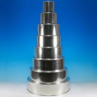 Buy cheap INVICTA CELEBRATION TIERED CAKE PAN SET product
