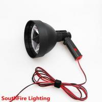 Buy cheap LED Hunting Light Products 12V 6 Inch Cree 10W LED Handheld Spotlight from wholesalers