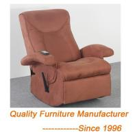 Buy cheap Functional Sofa 8 Points Vibrator Massage Rocking Recliner product