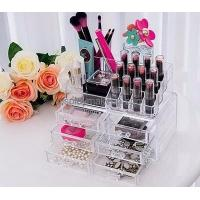 Buy cheap Factory hot sale 6 drawer acrylic makeup organizer DMO-098 from wholesalers
