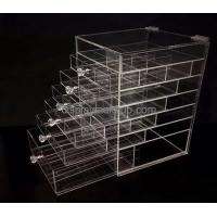 Buy cheap Factory hot selling 6 drawer acrylic makeup organizer DMO-012 from wholesalers