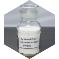 Buy cheap Activated Poly Sodium Metasilicate (APSM) from wholesalers