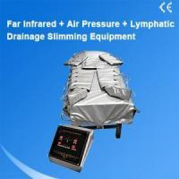 Buy cheap Far Infrared+Air Pressure+Lymphatic Drainage Slimming Equipment SW-29F from wholesalers