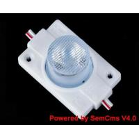 Buy cheap Double sided led lightbox led 2.4W 12VDC from wholesalers