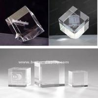 Buy cheap Cosmetic Display Crystal Paperweight from wholesalers