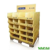Buy cheap Cardboard Display Model:YC-P2821 from wholesalers