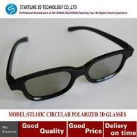 Buy cheap Fresh New Classic Style Circular Polarized 3D Glasses for Cinema, 3D TV from wholesalers