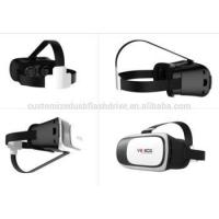Buy cheap Cardboard VR BOX 2.0 Virtual Reality Goggles 3D Glasses for Iphone Android Smartphone from wholesalers