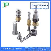 High quality fine grinded thread inserts and cores