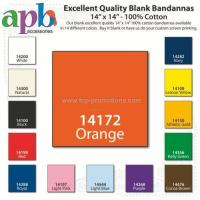 Buy cheap 14 x 14 cotton handkerchief TH120425020 from wholesalers