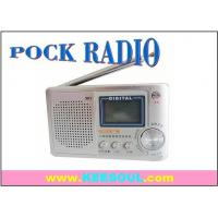 Buy cheap KS-301 China Promotion gifts POCKET AM FM DIGITAL RADIO WITH ALARM CLOCK from wholesalers