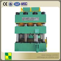 Buy cheap Door skin embossing hydraulic press 2000ton security do hydraulic press from wholesalers