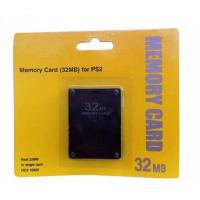 Buy cheap PS2 8MB 16MB 32MB 64MB 128MB Memory Card from wholesalers
