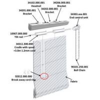 Buy cheap ROMAN BLINDS from wholesalers