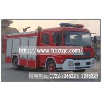 Buy cheap DONGFENG TIANJNG water tank fire fighting truck from wholesalers