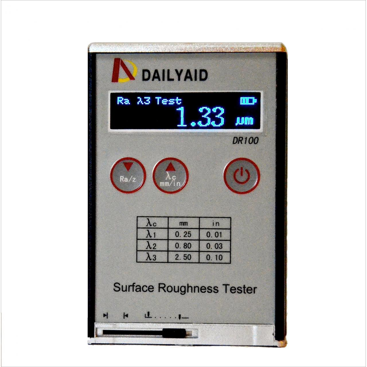 Buy cheap Portable Surface Roughness Tester DR100 from wholesalers