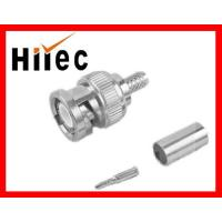 Buy cheap BNC connector crimp type from wholesalers