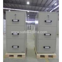 Buy cheap mechanical Fireproof file cabinet 3 drawer -office supplier from wholesalers