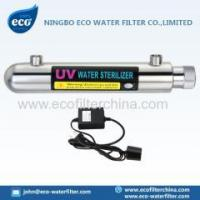 Buy cheap water UV sterilizers UV-16W-1 from wholesalers
