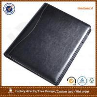 Buy cheap artificial leather conference folder from wholesalers