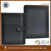 Buy cheap pvc sofa leather, pvc leather folder portfolio with calculator from wholesalers