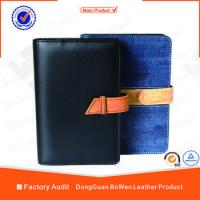 Buy cheap custom genuine leather notebook pu l notebook vintage planner notebook... from wholesalers