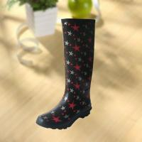 Buy cheap Fashion Star Pattern Rubber Knee Boot For Woman product