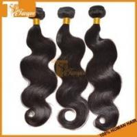 6A Brazilian Virgin Hair Body Wave 3pcs Lot Remy Human Hair Extensions