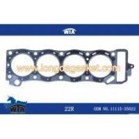 Buy cheap CYLINDER HEAD GASKET 22R from wholesalers