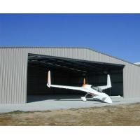 Buy cheap Private steel hangar from wholesalers
