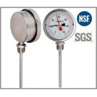 Buy cheap SP-H-33 2.5radial industrial thermometer from wholesalers