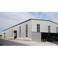 Buy cheap Metal Structure Prefab Shed Storage Building from wholesalers