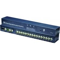 Buy cheap 16 Channel 1 to 2 splitter equalized Video amplifier+2Audio STR61602+2 from wholesalers