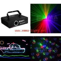 Buy cheap 400MW multiple effects RGB SD animation editable laser logo light from wholesalers