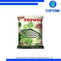 Buy cheap 2016 hot Topone Factory Price Plant Fiber Mosquito Coil paper mosquito coil from wholesalers