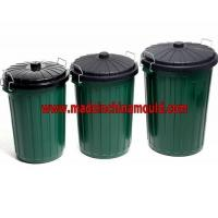Buy cheap Plastic Round Trash Bin Mould from wholesalers
