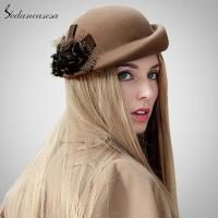 Buy cheap Fashion Floral Beret For Women FW122003 from wholesalers