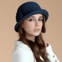 Buy cheap Floral Lovely Wool Felt Hat FW004051-CX from wholesalers