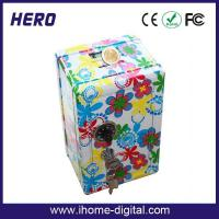 Buy cheap Piggy Bank Lock Coin Bank with Key from wholesalers